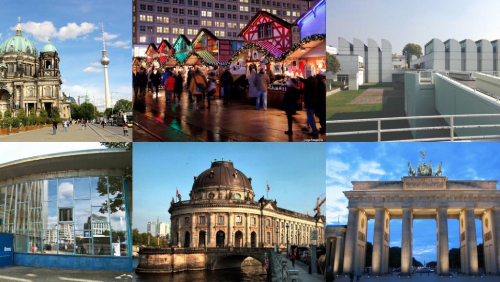 Tagestour Berlin